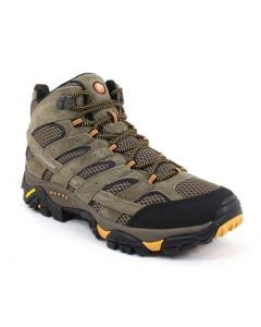 Merrell Men's Moab 2 Ventilator Mid Walnut