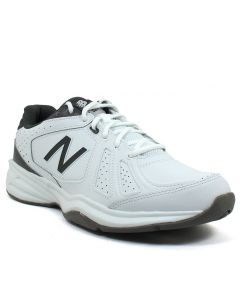 New Balance Men's MX409v3 White Grey