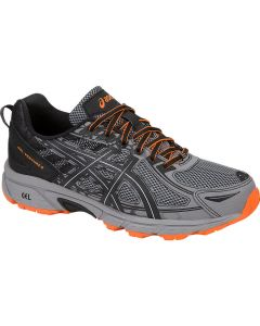 Asics Men's Venture 6 Frost Grey Phantom Black
