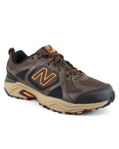 New Balance Men's Mt481v3 Chocolate Brown
