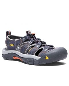 KEEN Men's Newport H2 India Ink Rust