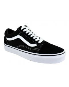 Vans Men's Old Skool Black White