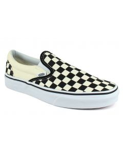 Vans Men's Classic Slip-on Black White