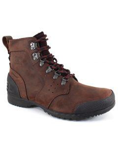 Sorel Men's Ankeny Mid Hiker Cattail Black