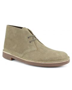 Clarks Of England Men's Bushacre 2 Taupe Distressed