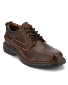 Dockers Men's Overton Red Brown