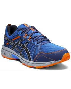 Asics Men's Venture 7 Electric Blue Sheet Rock