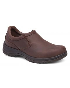 Dansko Men's Wynn Brown Distressed