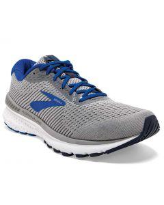 Brooks Men's Adrenaline GTS 12 Grey Blue