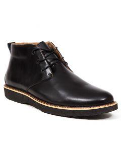 Deer Stags Men's Walkmaster Chukka Boot Black