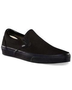 Vans Men's Classic Slip-On BLACK BLACK