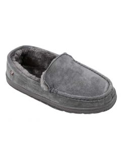 Lamo Men's Harrison Moc Charcoal