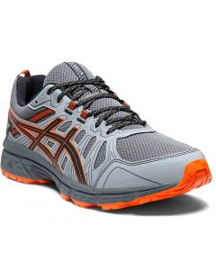 Asics Men's Venture 7 Carrier Grey Habenero
