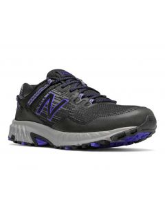 New Balance Men's MT410v6 Black Blue