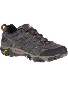 Merrell Men's Moab 2 Waterproof Hiking Boot Beluga