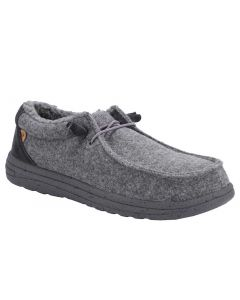 Lamo Men's Samuel Grey Wool