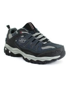 Skechers Men's  M-Fit Memory Navy