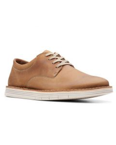 Clarks Men's Forge Plain Tan