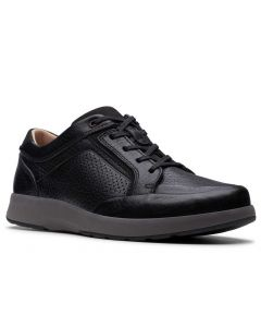 Clarks Men's Untrail Form Black