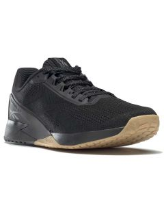 Reebok Men's Nano X1 Black Night Black Reebok Rubber Gum