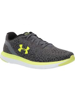 Under Armour Men's Charged Impulse Knit Grey White