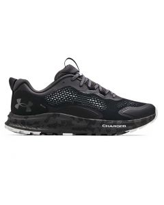 Under Armour Men's Charged Bandit TR 2 Black Grey