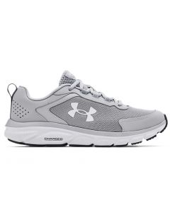 Under Armour Men's Charged Assert 9 Grey White