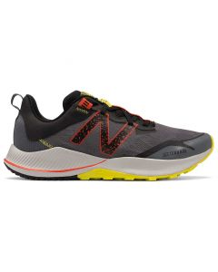 New Balance Men's Nitrel v4 Grey With Yellow