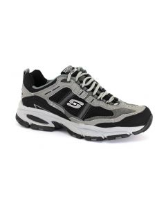 Skechers Men's Vigor 2.0 Trait Char-Blk