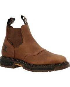 Georgia Boot Men's Carbo-Tec LT WP Chelsea Brown