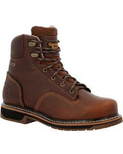 Georgia Boot Men's Amp LT Edge 6in Boot Brown