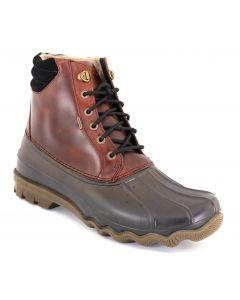 Sperry Men's Avenue Duck Boot Black Amaretto