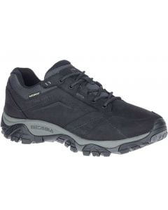 Merrell Men's Moab Adventure Lace Wp Black