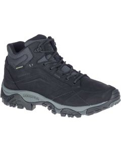 Merrell Men's Moab Adventure Mid Wp Black