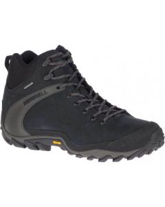 Merrell Men's Chameleon 8 Mid WP Black