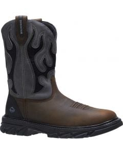 Wolverine Men's Ranch King CarbonMax Wellington Grey