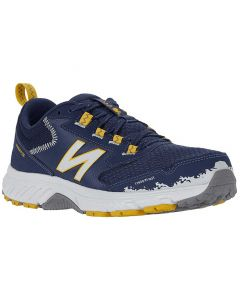 New Balance Men's Mt510v5 Natural Indigo Chromatic Yellow