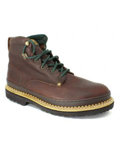Georgia Boot Giant Steel Toe Brown