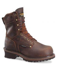 Carolina Men's Rex Steel Toe Dark Brown