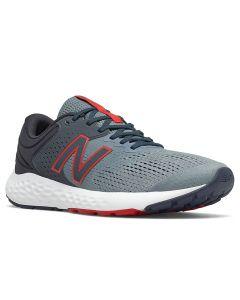 New Balance Men's 520v7 Grey Red