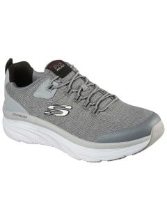 Skechers Men's D'lux Walker - Pensive Grey Black