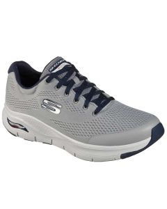 Skechers Men's Arch Fit Grey Navy