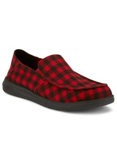 Dockers Men's Ferris Red-Black