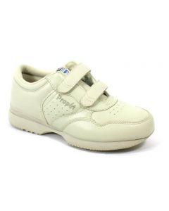 Propet LifeWalker Velcro Sport White (Bone) Walking Shoe