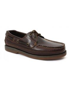 Sperry Top-Sider Mako 2-Eye Amaretto Boat Shoe