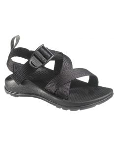 Chaco Little Kids Z/1 EchoTread Black