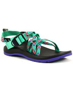 Chaco Kids ZX/1 EcoTread Mint Leaf