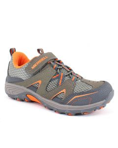 Merrell Big Kids Trail Chaser Gunsmoke Orange