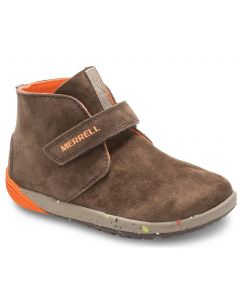 Merrell Kids Bare Steps Brown