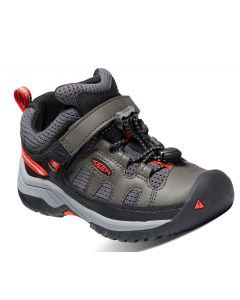KEEN Toddlers Targhee Magnet Firey Red